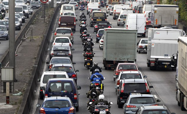 Lane-Splitting-Traffic-Congestion